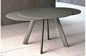 table cuisine demi lune galerie de design de maison ilex com