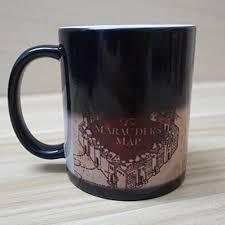 youngchoice harry potter marauder u0027s map morphing mug color