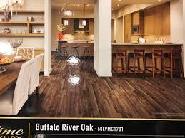 coretec buffalo river oak vinyl planks redecorating