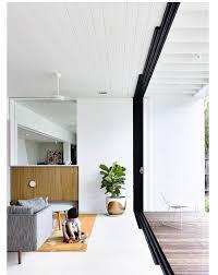 Outdoor Bathrooms Australia Architect Visit An Indoor Outdoor House In Australia Gardenista