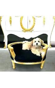 canapé pour chien grande taille canape pour chien pas cher canape pour chien amovible en peluche