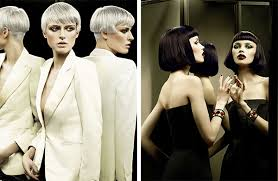 hair cut styles for women in 20 s short hair trends the great gatsby 1920s flapper hairstyles
