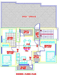 Floor Plans In Spanish by Spanish 2 House Project House And Home Design