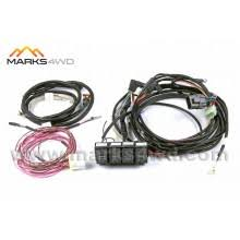 wiring harnesses engine conversions