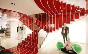 store decoration inspiration centauro concept store design by aum architects