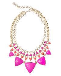 kendra scott necklace light pink style me saturdays kendra scott via maya collection vilma iris