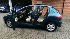 peugeot second hand prices used peugeot 206 and second hand peugeot 206 in middlesex