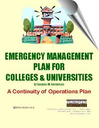 emergency response plan template getting ready for the