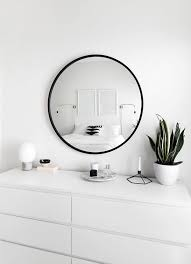 round mirror 2 2 hjemmedekor pinterest round mirrors