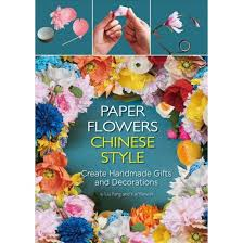 paper flowers style create handmade gifts and