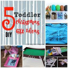 5 toddler diy christmas gift ideas shabby grace