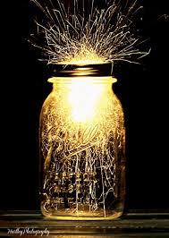 Sparklers Mason Jar Sparklers