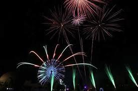 fireworks lantern sm city panga s lantern of draws 30 000 spectators