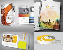 customized corporate gifts and brochure design page99 advertising
