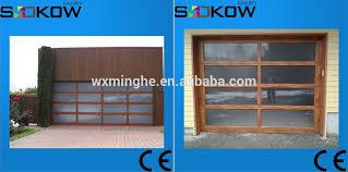 Used Overhead Doors Aluminum Garage Glass Door Overhead Glass Garage Door Aluminum