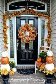 Front Door Decoration Ideas Stunning Front Door Decorating Ideas Gallery Home Design Ideas