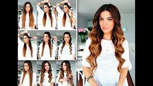 curly hair updos step by step easy hairstyles for curly hair step by step video dailymotion