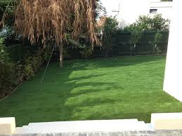 jardin gazon synthetique gazon permanent luxor type pelouse herbe gazon synthétique