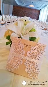 Wedding Invitations Montreal Laser Cut Wedding Invitations A Timeless Celebration Stationery