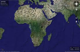 World Map Google by Flash Earth Whiteafrican