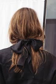hair ribbon stylish hair bow stylish hair bows chanel ribbon as hair bow
