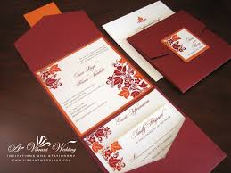 autumn wedding invitations 47 beautiful photos of autumn wedding invitations wedding