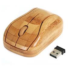 bambus design trixes braune maus im bambus design holzeffekt für desktop und