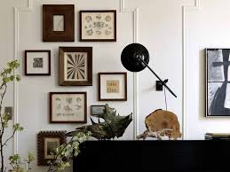 framing ideas decorations unique wall decoration idea using vintage wooden