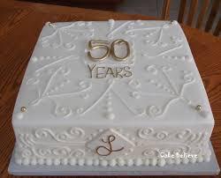 50th wedding anniversary cakes cake believe 50th wedding anniversary