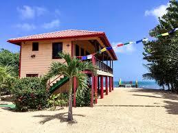 caribbean sea front cabana compass rose vrbo