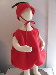 Apple Halloween Costume Baby Baby Apple Costume 6 12 Mo Halloween Baby