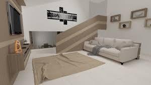 3d Room 3d Model Simple Kitchen Dinner Room Living Room Vr Ar Low