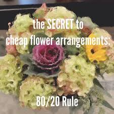 How To Make Flower Arra How To Make 4 Flower Arrangements For Under 25 U2013 Lifeovereasy