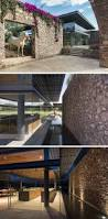 used sliding glass doors this visitors pavilion is surrounded by glass and water contemporist