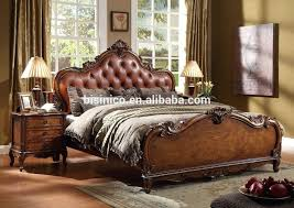 King Size Leather Headboard Wood Leather Headboard Wood And Leather Headboard Leather