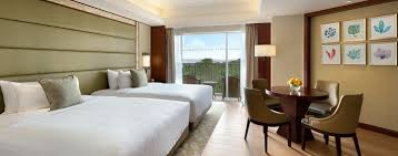 Main Wing Deluxe Family Room Booking ShangriLas Mactan - Family room