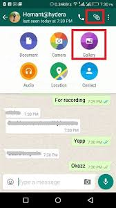 how to send from android to iphone how to send gif on whatsapp in android and iphone techuntold