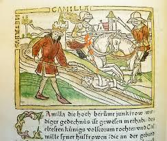 camilla mythology wikipedia