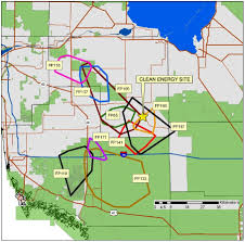 Map Of Estero Florida Fpl Earth First Newswire