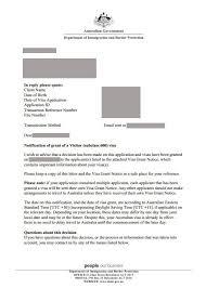 ideas collection employment verification letter for australian