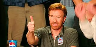 Chuck Norris Meme Generator - chuck norris thanks you blank template imgflip