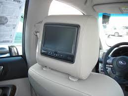 toyota highlander dvd headrest dual dvd headrest system tacoma toyota