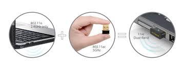 Usb Wifi Adapter For Faster Wifi Usb Wifi Edimax Wireless Adapters Ac450 11ac Nano Wifi Usb Adapter