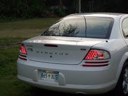 01 06 dodge stratus 4 door led tail lights dash z racing blog