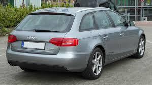 2007 Audi Avant 2007 Audi A4 B8 8k Allroad Quattro Wagon 5d Photos Specs And News