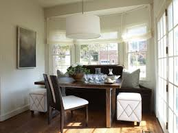 eat in kitchen window treatments caurora com just all about