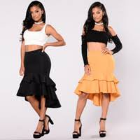 dropshipping high low maxi skirt uk free uk delivery on high low