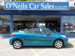 second hand peugeot for sale used 2008 peugeot 207 sport coupe cabriolet for sale in barry vale