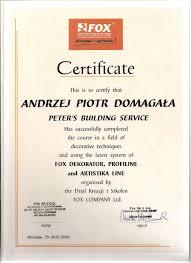 Certification In Interior Design by Interior Design Certificates