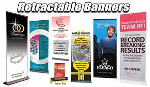 table banners and signs retractable banners rochester signs and graphics rochester ny